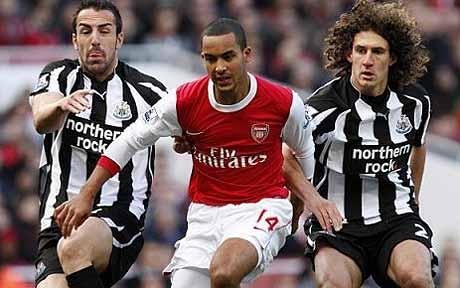 Arsenal set to face Newcastle United to kick off 2011/12 season