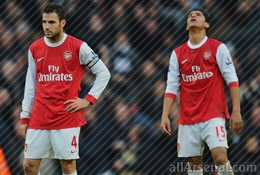 Arsenal rumours: Cesc fails to travel + injury plague depleting squad