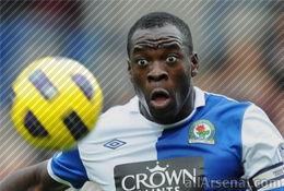 Arsenal Rumours: Blackburn demanding £12m for Samba