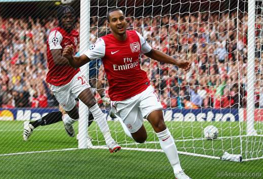 Walcott: New signings are coming out of their shells