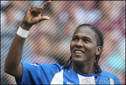 Arsenal Rumours: Wigan want Rodallega's future resolved as Arsenal and L'pool wait for free transfer