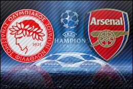 Match Preview: Olympiakos vs Arsenal
