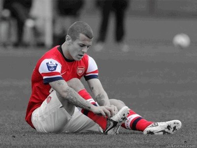 Wenger: It's too early for Wilshere to play for England