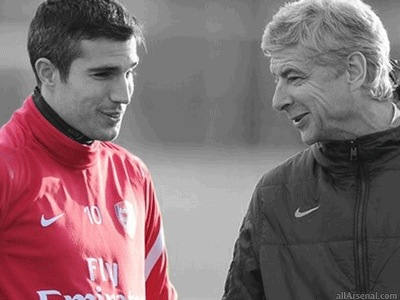 Wenger: I knew the impact RvP would have at Utd, but I sold him anyway!