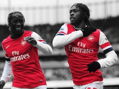 Arsenal News : Gervinho wants Arsenal stay
