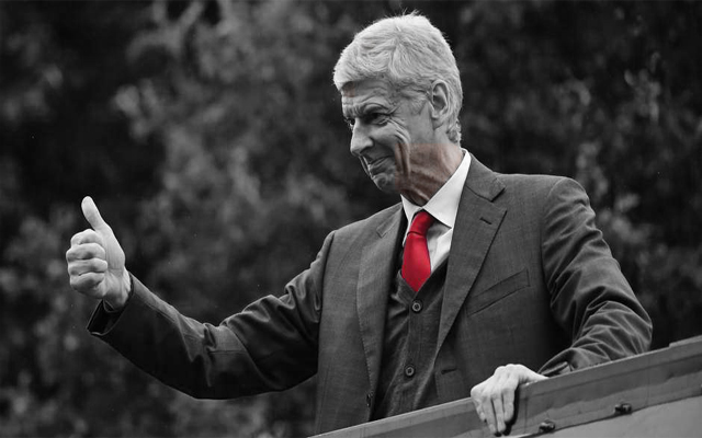 Arsenal's Invincible star: Arsene Wenger is my second father