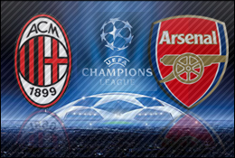 Match Report: AC Milan 4 vs Arsenal 0 [Video Highlights]