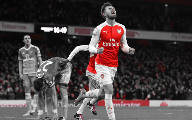 [Video] Goal – Genius Ramsey flick gives Arsenal the lead against Tottenham