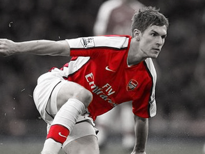 Ramsey: We're in the dark on Van Persie's future
