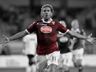 Arsenal target Alessio Cerci will be sold, confirms president