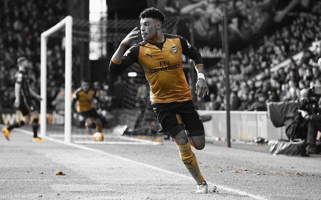 Arsenal Offer Oxlade-Chamberlain New Four-Year Deal