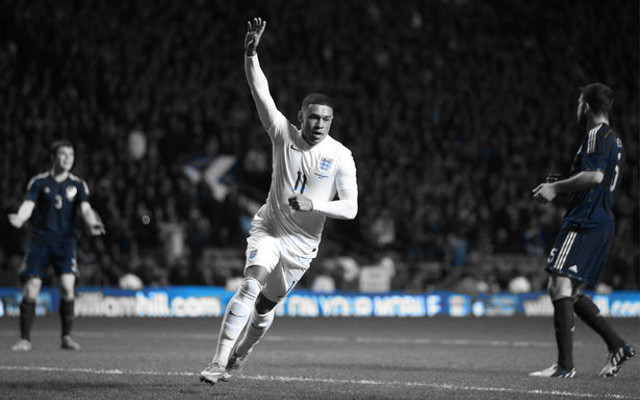 [Video] Goal – Alex Oxlade-Chamberlain rifles in vicious strike as England cruise to 3-0 victory