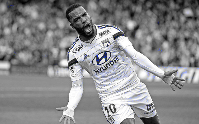 Arsenal To Finalise Lacazette Deal Next Week