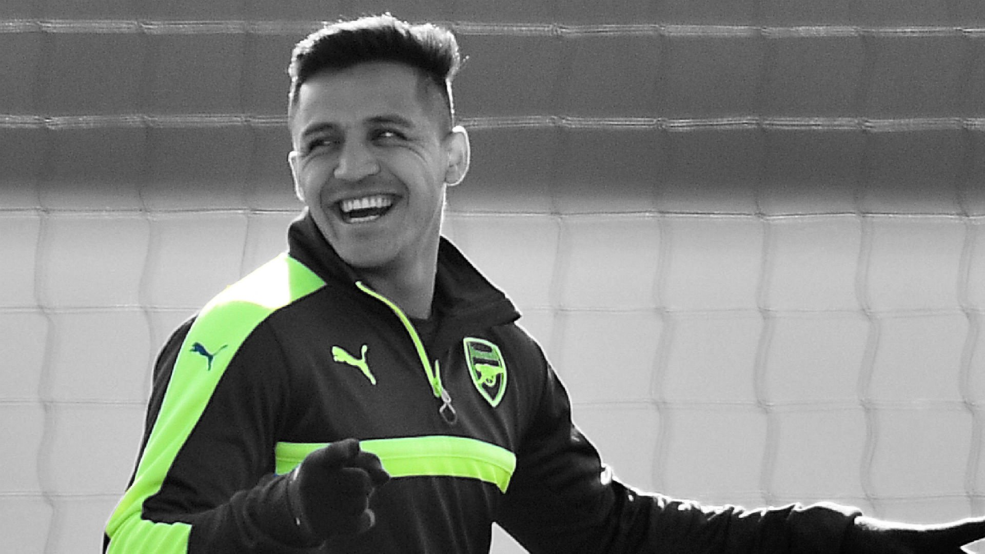 Watch: Gabriel Nutmegs Alexis Sanchez In Arsenal Training