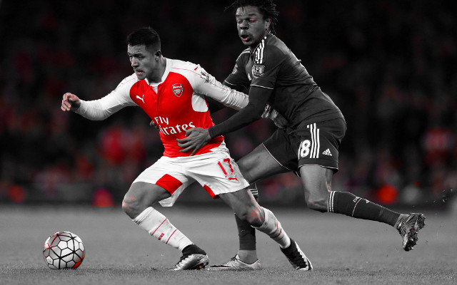 [Video highlights] Arsenal 0-1 Chelsea – Costa the villain again, but at least Alexis is back