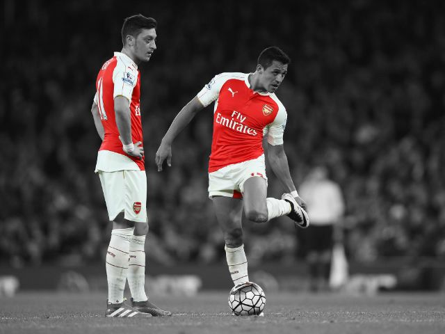 Wenger Thinks Sanchez & Ozil Love Arsenal And Want To Stay