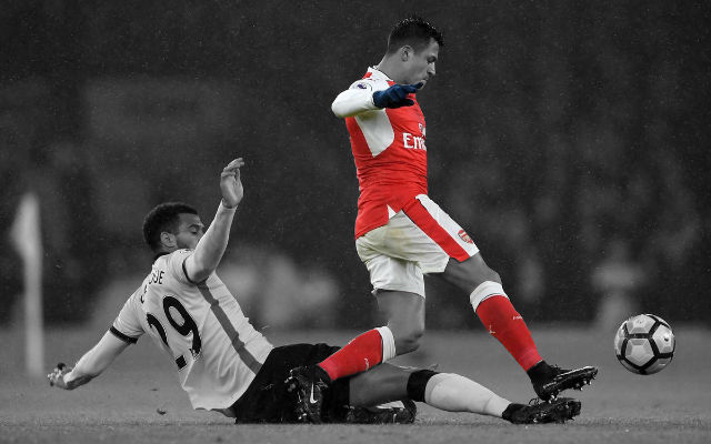 [Team News] Stoke City v Arsenal – Blow As Alexis Sanchez Still Unfit
