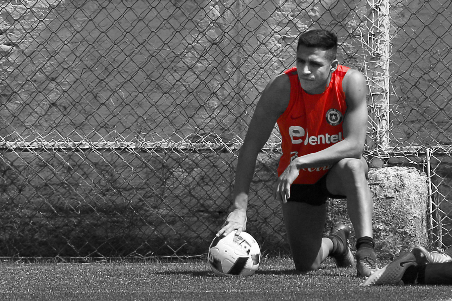 Injury Boost: Alexis Sanchez Returns To Training With Chile
