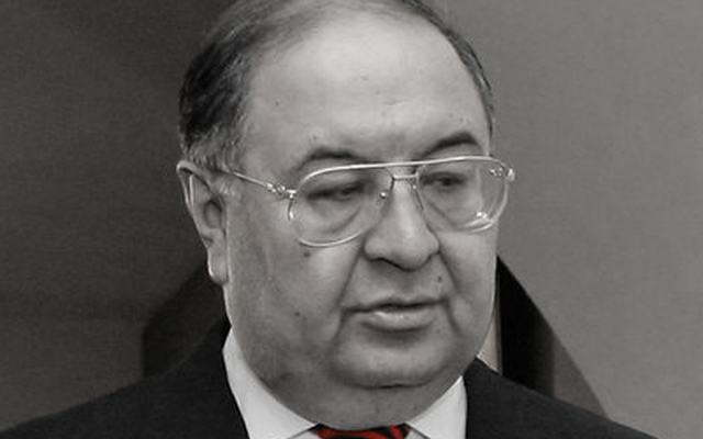 Usmanov Rules Out Arsenal Sale To Kroenke