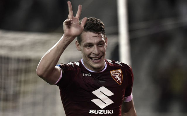 Arsenal Ready To Spend Over €35 Million On Andrea Belotti