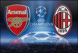 Betting Preview & Match Facts: Arsenal vs AC Milan