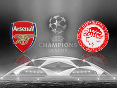 Match Report: Arsenal 3 v Olympiakos 1 [Video Highlights]