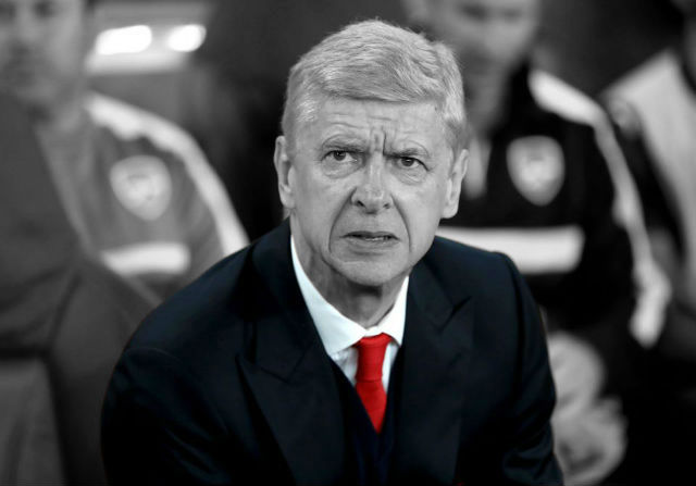 Wenger facing ban after pushing fourth official