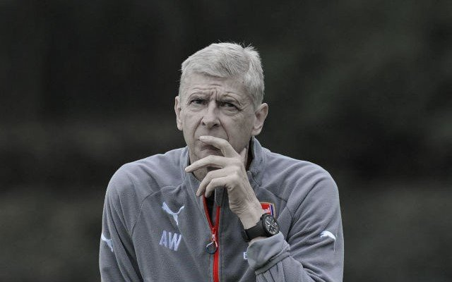 Wenger Says Arsenal Could Play A Back Three Against Manchester City