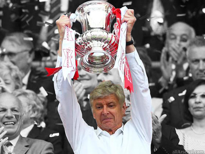 Patience pays Arsene!