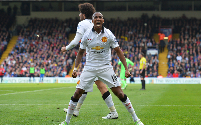 Ashley Young - Manchester United