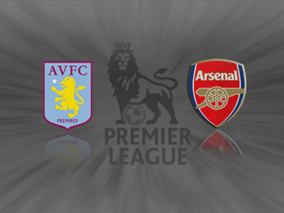 Aston Villa 1 v 2 Arsenal: Strong Villa second half can't wrestle 3 points from Gunners.