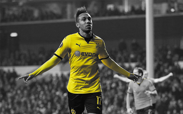 Bild: Aubameyang's Father In London To Complete Arsenal Transfer