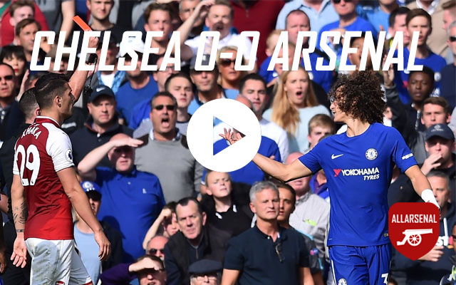 [Match Highlights] Chelsea 0-0 Arsenal – All The Highlights