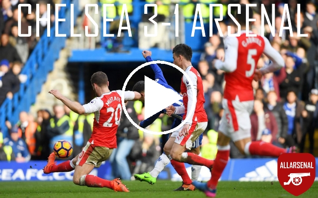 Chelsea 3-1 Arsenal [Match Highlights] – All The Goals And Chances After Awful Afternoon