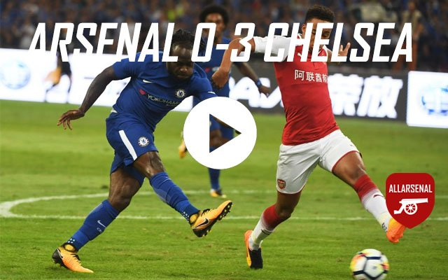[Match Highlights] Arsenal 0-3 Chelsea – All The Goals And Best Bits