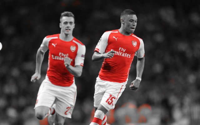 Oxlade-Chamberlain names Arsenal's best & worst presidential candidates