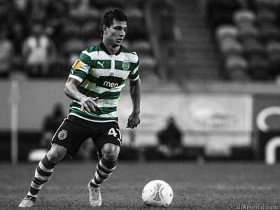 Arsenal closing in on Sporting defender Cedric