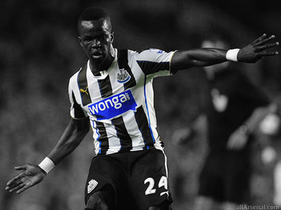 Newcastle star the answer to Arsenal's problems?
