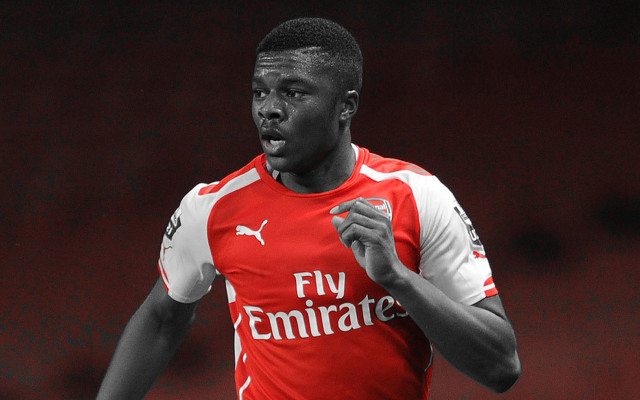 [Video] Arsenal striker shows off array of skills in freestyle video