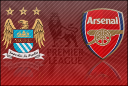 Live Commentary: Manchester City vs Arsenal