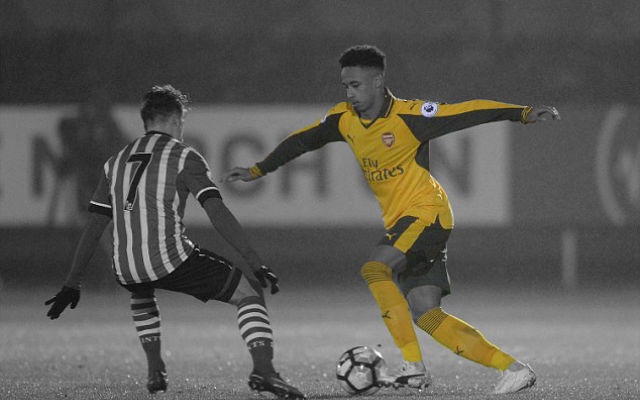 Cohen Bramall Remarks On His Arsenal Under-23 Debut