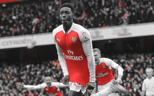 Arsenal teen: I've learnt so much from Welbeck