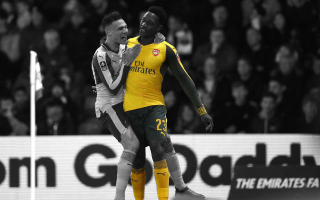 Danny Welbeck Makes Return To Lineup – [Predicted Lineup] Liverpool v Arsenal