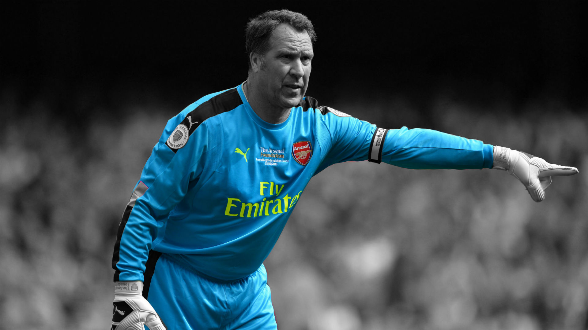 Seaman Names His Dream Arsenal Five-A-Side Team