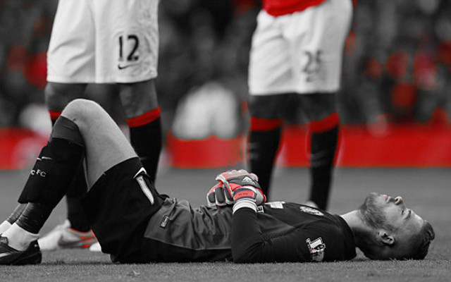 Disappointing injury news for Arsenal's Man United clash