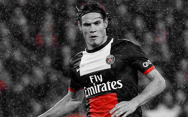 PSG receive offer for Arsenal target Cavani