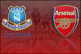 Betting Preview & Match Facts: Everton vs Arsenal