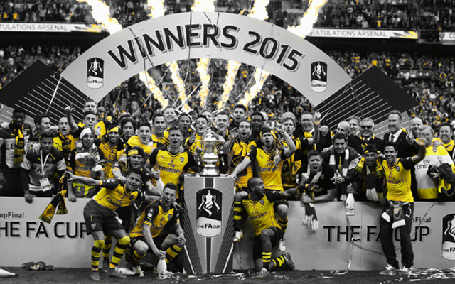 A Look Through History: Arsenal & Arsene Wenger Out To Break More FA Cup Records