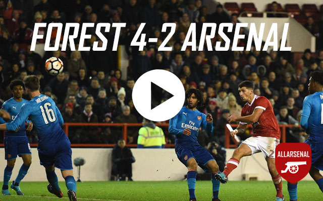 [Match Highlights] Nottingham Forest 3-2 Arsenal – All The Goals & Best Bits