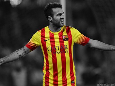 Fabregas: I will always be a Gunner